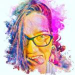 avatar Gaëlle Black Trip'