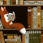 avatar Le renard qui bouquine
