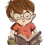 avatar Clarinette lit un livre