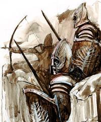 avatar MinasTirith's Soldier