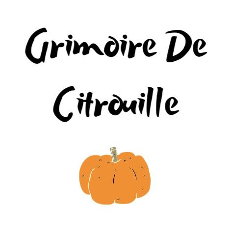 avatar Grimoire de citrouille