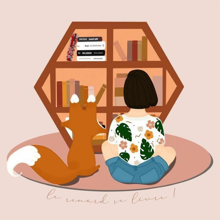 avatar Le renard se livre