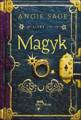 Couverture Magyk, tome 1
