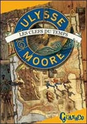 Couverture Ulysse Moore, tome 01 : Les clefs du temps
