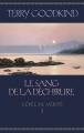 Couverture L'épée de vérité, tome 03 : Le sang de la déchirure Editions France Loisirs 2006