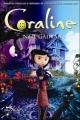 Couverture Coraline Editions Albin Michel (Jeunesse - Wiz) 2009