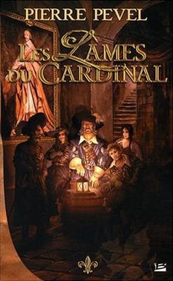 Couverture Les Lames du Cardinal, tome 1 : Les lames du Cardinal