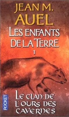 Couverture Les Enfants de la Terre (pocket), tome 1 : Le Clan de l'ours des cavernes