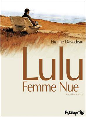 Couverture Lulu Femme Nue, tome 1