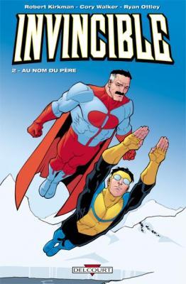 Couverture Invincible, tome 02 : Au nom du père