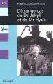 Couverture L'étrange cas du docteur Jekyll et de M. Hyde / L'étrange cas du Dr. Jekyll et de M. Hyde / Docteur Jekyll et mister Hyde / Dr. Jekyll et mr. Hyde Editions Librio 2005