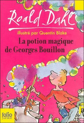 Couverture La potion magique de Georges Bouillon