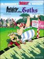 Couverture Astérix, tome 03 : Astérix et les goths Editions Hachette 2004