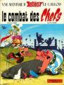 Couverture Astérix, tome 07 : Le combat des chefs Editions Dargaud 1966