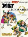 Couverture Astérix, tome 10 : Astérix légionnaire Editions Dargaud 1967