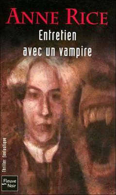 Couverture Chroniques des vampires, tome 01 : Entretien avec un vampire