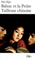 Couverture Balzac et la petite tailleuse chinoise Editions Folio  2004