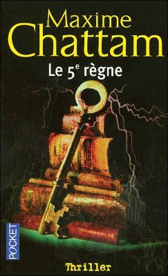 Couverture Le 5e Règne