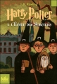 Couverture Harry Potter, tome 1 : Harry Potter à l'école des sorciers Editions Folio  (Junior) 2007