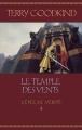 Couverture L'épée de vérité, tome 04 : Le temple des vents Editions France Loisirs 2006