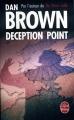 Couverture Deception point Editions Le Livre de Poche 2008
