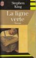 Couverture La Ligne verte Editions J'ai Lu 1999