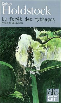 Couverture La forêt des mythagos, tome 1 / La forêt des mythimages