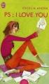 Couverture PS : I love you Editions J'ai Lu (Pretty comédie) 2009