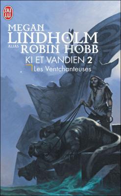 Couverture Ki et Vandien, tome 2 : Les Ventchanteuses