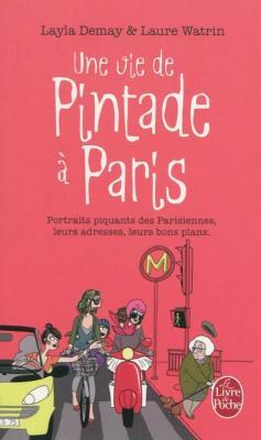 Couverture Une vie de Pintade à Paris
