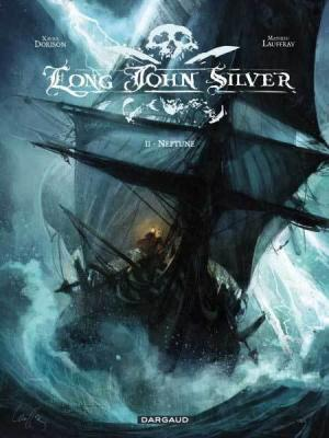 Couverture Long John Silver, tome 2 : Neptune
