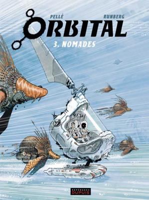 Couverture Orbital, tome 3 : Nomades