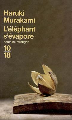 Couverture L'Eléphant s'évapore
