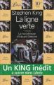 Couverture La ligne verte, tome 4 : La Mort Affreuse d'Edouard Delacroix Editions Librio 1996