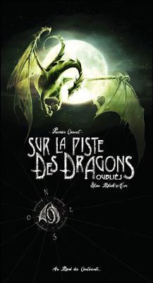 Couverture Black'Mor Chronicles, Premier cycle : Sur la Piste des Dragons Oubliés, tome 1 : Premier carnet