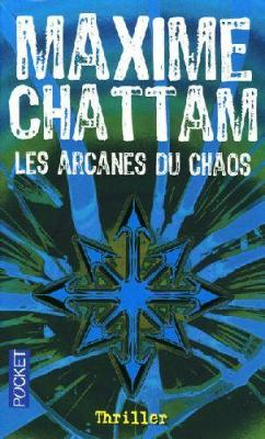 Couverture Le Cycle de l'homme, tome 1 : Les Arcanes du chaos