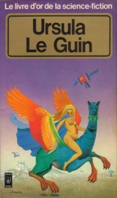 Couverture Ursula Le Guin