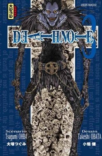 Couverture Death Note, tome 03