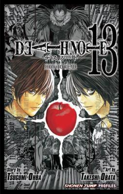 Couverture Death Note, tome 13