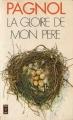 Couverture Souvenirs d'enfance, tome 1 : La gloire de mon père Editions Presses Pocket 1976