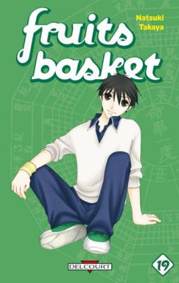 Couverture Fruits Basket, tome 19