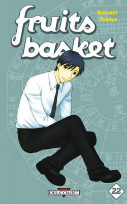 Couverture Fruits Basket, tome 22