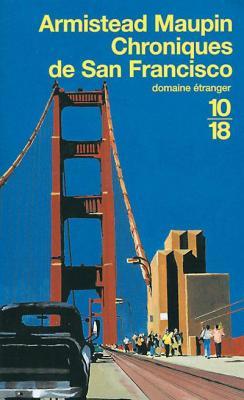Couverture Chroniques de San Francisco, tome 1