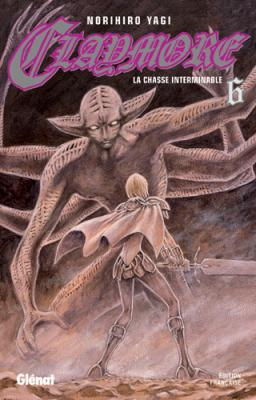 Couverture Claymore, tome 06 : La chasse interminable