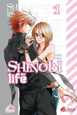 Couverture Shinobi life, tome 01