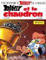 Couverture Astérix, tome 13 : Astérix et le chaudron Editions Dargaud 1978