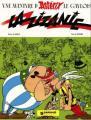 Couverture Astérix, tome 15 : La zizanie Editions Dargaud 1976