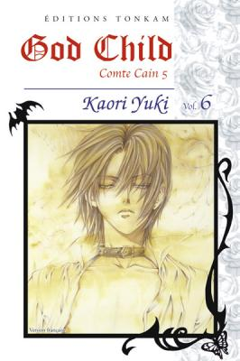 Couverture God Child, tome 6