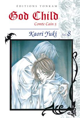 Couverture God Child, tome 8