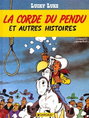 Couverture Lucky Luke, tome 51 : La Corde du pendu et autres histoires